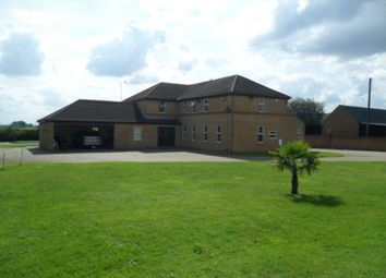 Thumbnail 4 bedroom detached house to rent in Conquest Drove, Peterborough