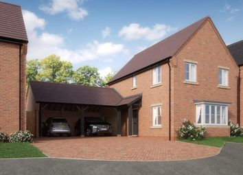 Thumbnail 3 bed detached house for sale in Stratford Road, Tredington, Coventry