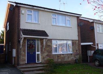 Thumbnail 4 bedroom detached house to rent in Woodside Drive, Allestree, Derby