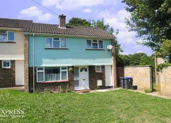 Thumbnail 3 bed end terrace house for sale in Essex Square, Salisbury, Wiltshire