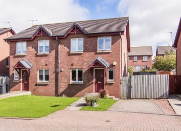 Thumbnail 3 bed semi-detached house for sale in 5 Colliery Crescent, Newtongrange, Midlothian