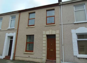 Thumbnail 3 bed terraced house for sale in Old Castle Road, Llanelli