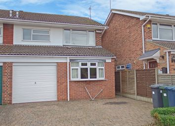 Thumbnail 3 bed semi-detached house to rent in Charnwood Fields, Sutton Bonington, Loughborough