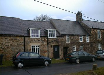 Thumbnail 2 bed cottage to rent in High Callerton, Newcastle Upon Tyne