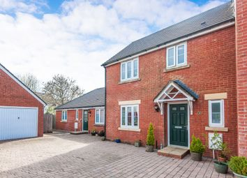 Thumbnail 3 bed terraced house for sale in Cannington Road, Witheridge, Tiverton