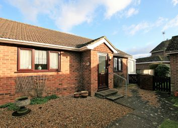 Thumbnail 2 bed bungalow for sale in Bramley Close, Brabourne Lees