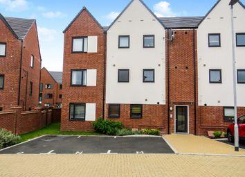 2 bed flat for sale in Vespasian Road, Milton Keynes MK11