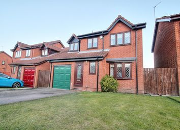 Thumbnail 4 bed detached house for sale in Hampton Drive, Gateshead