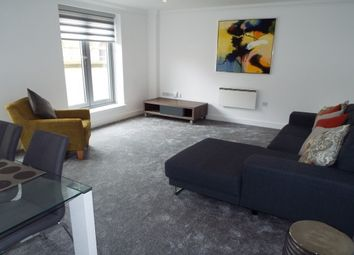 Thumbnail 2 bed flat to rent in St Stephens Mansions, Mount Stuart Square, Cardiff
