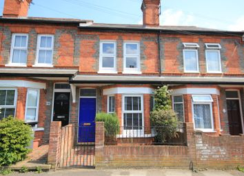 Thumbnail 2 bed terraced house for sale in Cromwell Road, Caversham, Reading