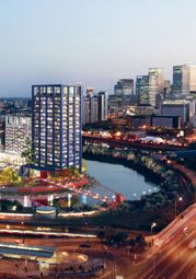 Thumbnail 1 bed flat for sale in Orchard Building, Leamouth Penisula, Canary Wharf