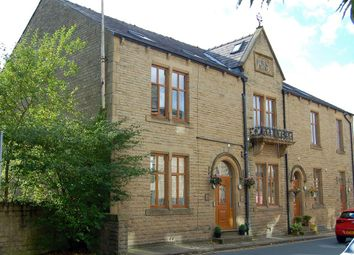 Thumbnail 3 bed flat for sale in Chew Valley Road, Greenfield, Oldham