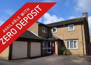 Thumbnail 4 bedroom property to rent in Goodwood Road, Bretton, Peterborough