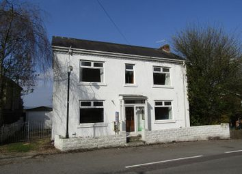 Thumbnail 3 bed detached house for sale in Birchgrove Road, Birchgrove, Swansea.