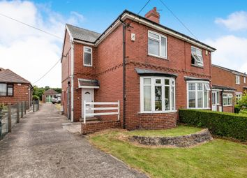 Thumbnail 3 bed semi-detached house for sale in Treeton Lane, Aughton, Sheffield