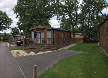 Thumbnail 2 bed mobile/park home for sale in Edgeley Caravan Park, Farley Green, Surrey