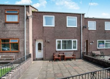 Thumbnail 3 bed terraced house for sale in Manor Court, West Street, Wigton