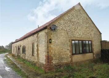 Thumbnail 3 bed barn conversion for sale in Thetford Road, Northwold, Thetford
