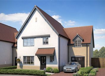 Thumbnail 4 bed detached house for sale in Church Lane, Papworth Everard, Cambridge