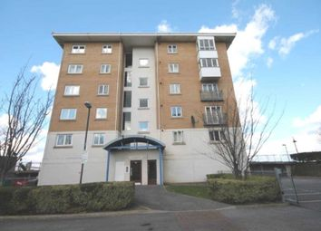 Thumbnail 2 bed flat for sale in Cutter House, Macarthur Close