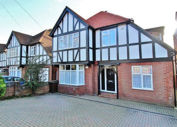 Thumbnail 4 bed detached house for sale in Havant Road, Cosham, Portsmouth