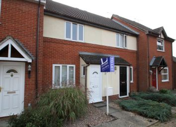 Thumbnail 2 bed terraced house to rent in Cranwell Grove, Kesgrave, Ipswich