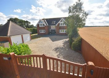 Thumbnail 4 bed detached house for sale in Mirador, Tollerton Lane, Tollerton, Nottingham