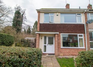 Thumbnail 3 bedroom end terrace house for sale in Unicorn Avenue, Coventry