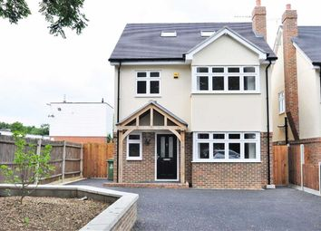 Thumbnail 4 bed detached house for sale in Burnett Road, Darent Industrial Park, Erith