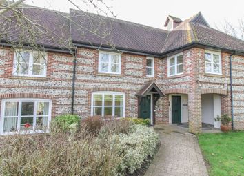 Thumbnail 2 bed mews house for sale in St. Peters Close, Goodworth Clatford, Andover