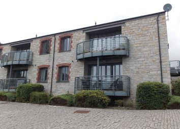 Thumbnail 2 bed flat to rent in Polmear Apartments, Charlestown, St Austell