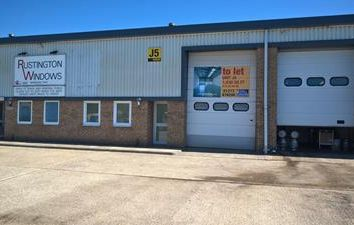 Thumbnail Light industrial to let in Unit J5, Rustington Trading Estate, Dominion Way, Rustington, West Sussex
