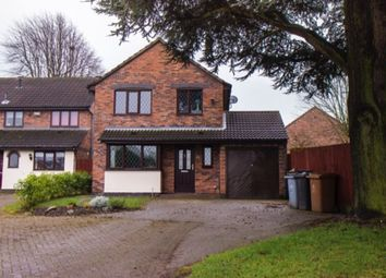 Thumbnail 4 bed detached house for sale in Isis Close, Congleton