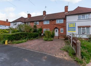 Thumbnail 2 bedroom terraced house for sale in Winster Close, Lenton Abbey, Nottingham