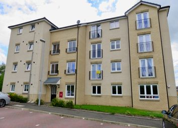 Thumbnail 2 bed flat for sale in Cambridge Crescent, Airdrie