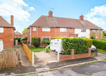 Thumbnail 3 bed terraced house for sale in Abingdon Square, Aspley, Nottingham