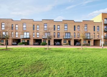 Thumbnail 4 bed terraced house to rent in Cornwell Road, Trumpington, Cambridge