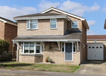 Thumbnail 3 bed detached house for sale in Edington Place, Grove, Wantage