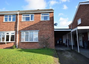 Thumbnail 3 bed semi-detached house for sale in Marlow Road, Tamworth