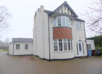 Thumbnail 4 bedroom detached house to rent in Southwell Road West, Mansfield
