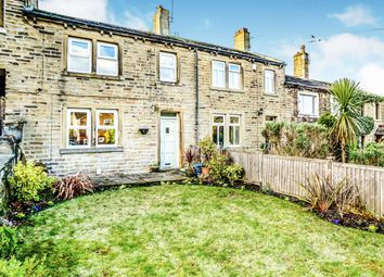 Thumbnail 3 bedroom cottage for sale in Greenhead Lane, Huddersfield