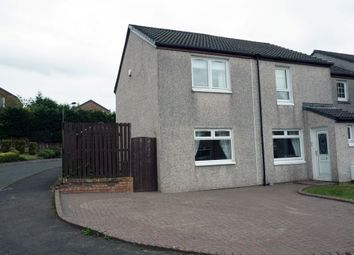 Thumbnail 3 bed end terrace house for sale in Leven Way, Mossneuk, East Kilbride