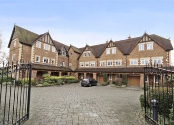 Thumbnail 2 bed flat for sale in Caenshill House, 5 Chaucer Avenue, Weybridge, Surrey
