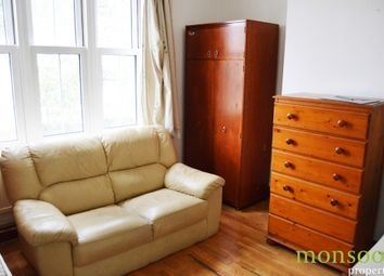 Thumbnail 4 bed flat to rent in Camden Park Road, London