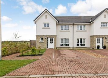 Thumbnail 3 bedroom semi-detached house for sale in West Cairn View, Murieston, Livingston, West Lothian