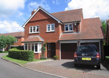 Thumbnail 4 bed detached house to rent in St Francis Gardens, Copthorne, West Sussex