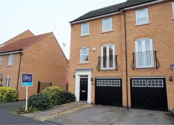 Thumbnail 3 bed semi-detached house to rent in Wharton Crescent, Nottingham