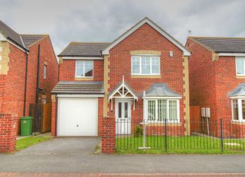 Thumbnail 4 bedroom detached house for sale in Otus Grove, Blyth