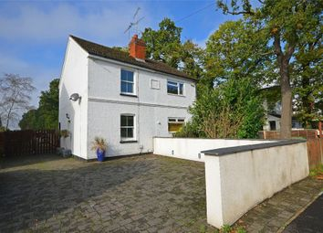 Thumbnail 2 bed semi-detached house for sale in Mytchett Road, Mytchett, Surrey