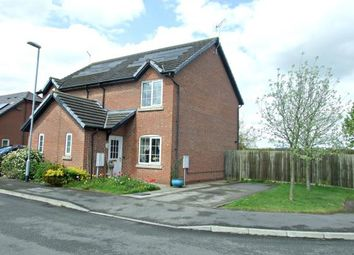 Thumbnail 2 bed semi-detached house for sale in Fosters Close, East Bridgford, Nottingham, Nottinghamshire
